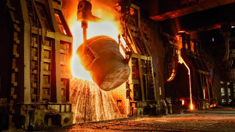 21 04 Stahlindustrie