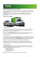 Europcar Vorschau